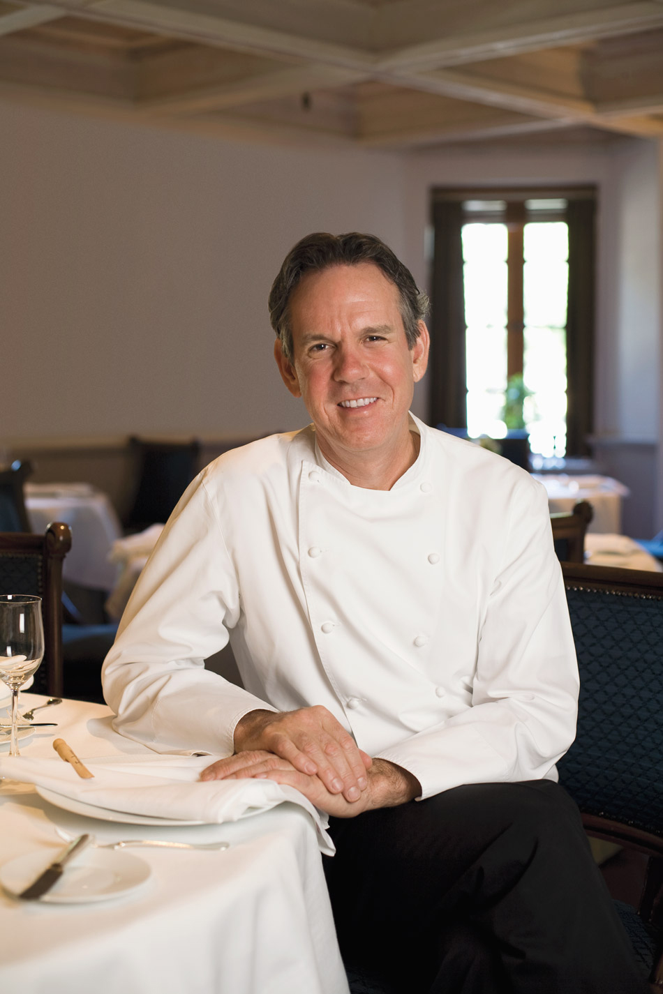 thomas keller Thomas keller, the master chef behind the michelin-starred restaurant the french laundry, is an unlikely champion for business and organizational excellence.